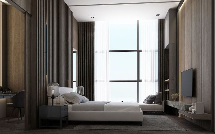 panele-w-sypialni